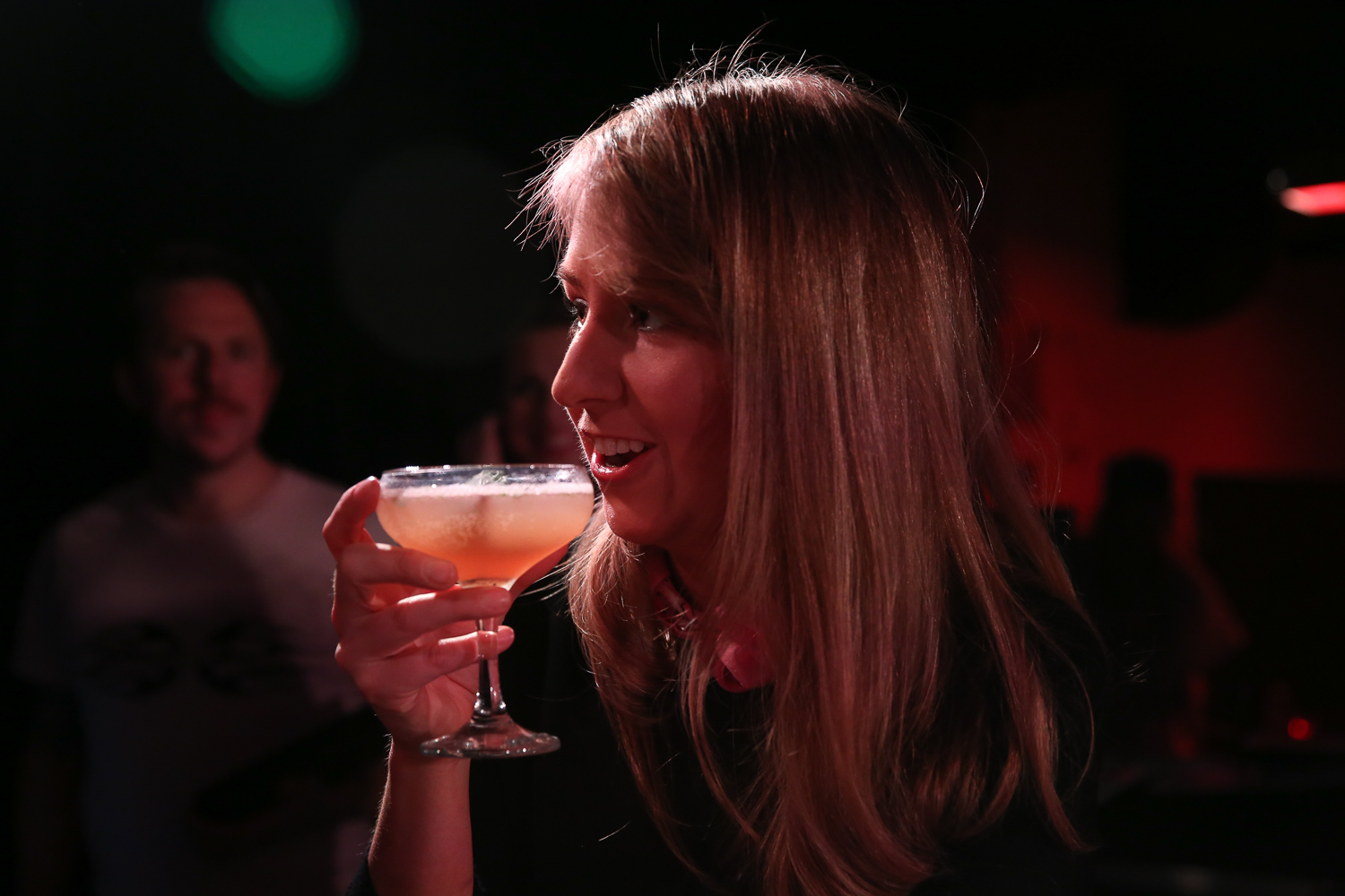 Jude{&nbsp;}Kristin Welch is the beverage director at Centrolina. (Amanda Andrade-Rhoades/DC Refined)<p></p>