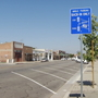 Reverse-angle parking causing confusion in downtown Bakersfield