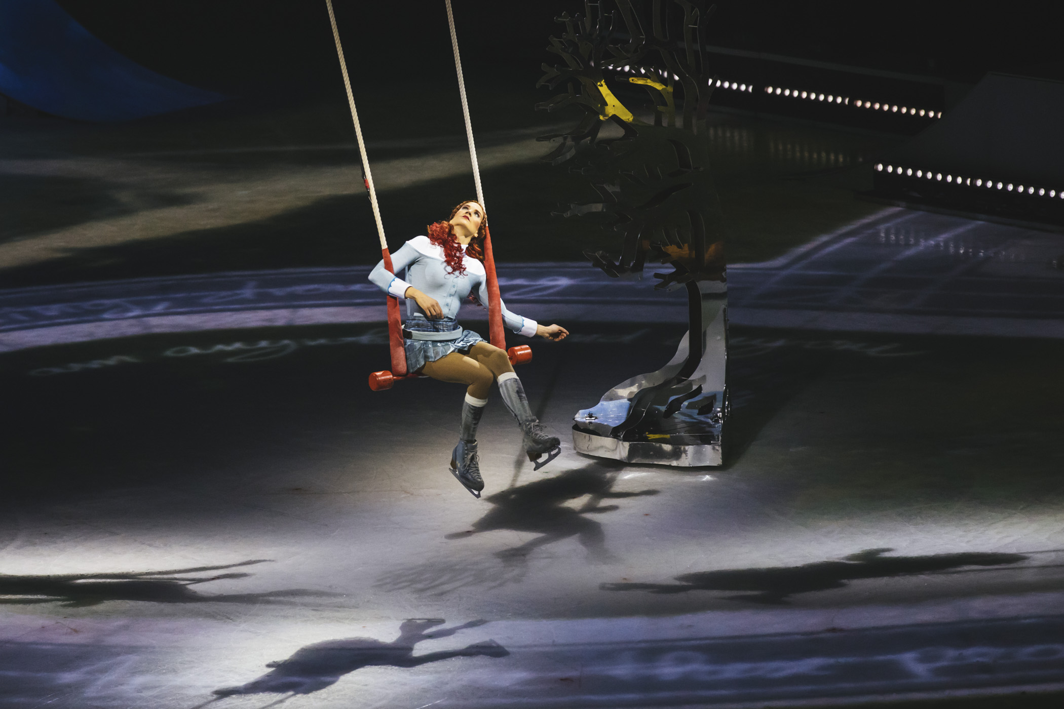 <p>Cirque du Soleil's newest show CRYSTAL just opened in Everett, and things are getting icy! For the first time (and their 42nd creation) the company is exploring the artistic possibilities of ice. Think skating, aerobic feats all on a frozen playground! CRYSTAL runs through April 14, 2019 at Everett's Angel of the Winds Arena. More info on{&amp;nbsp;}cirquedusoleil.com/crystal. (Image: Sunita Martini / Seattle Refined){&amp;nbsp;}</p>
