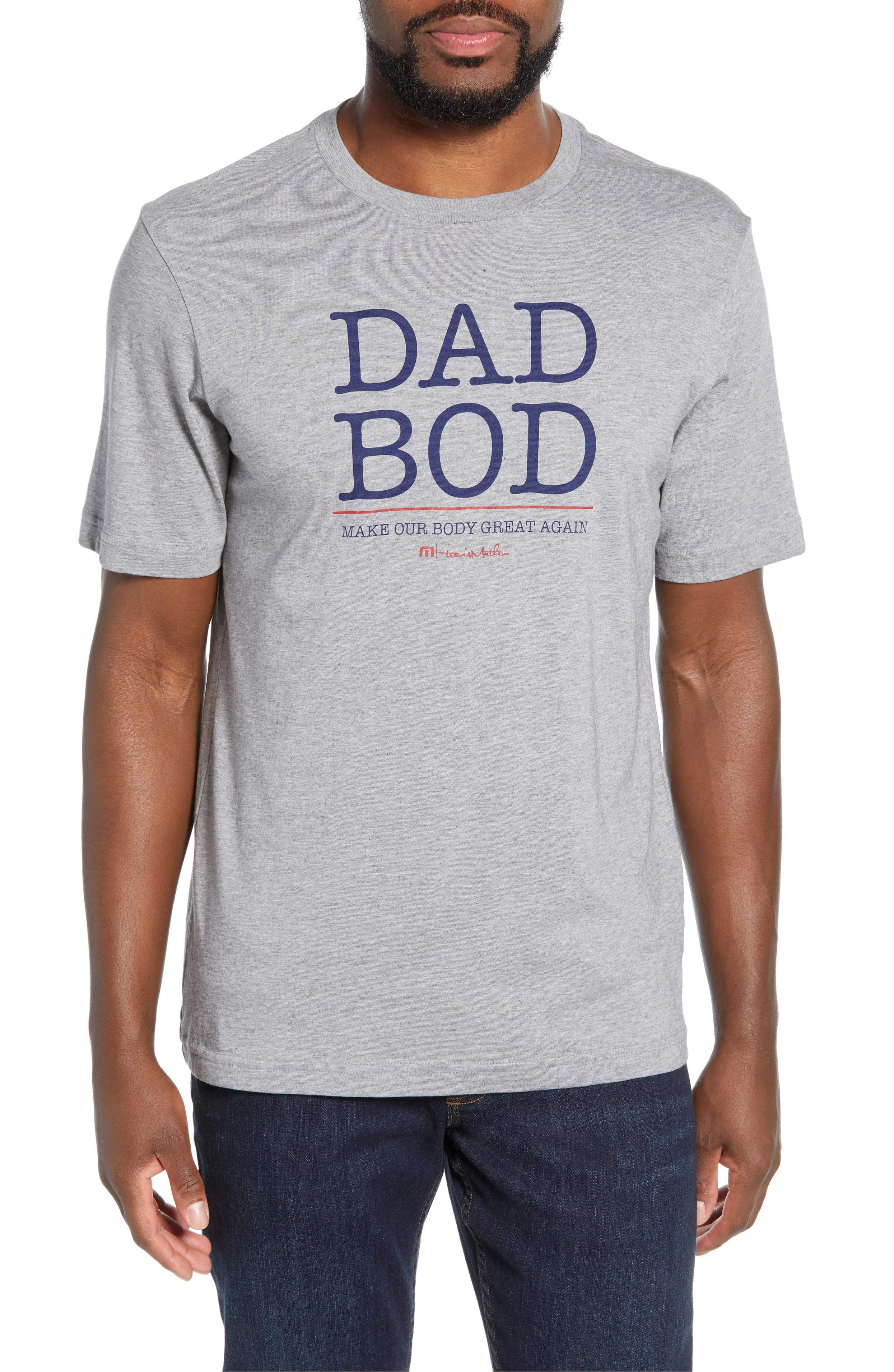 <p>Ummm, hell yes.{&nbsp;} This Dad Bod shirt is EPIC.{&nbsp;} {&nbsp;}Get it for $34.95 at Nordstrom. (Image: Nordstrom){&nbsp;}</p><p></p>