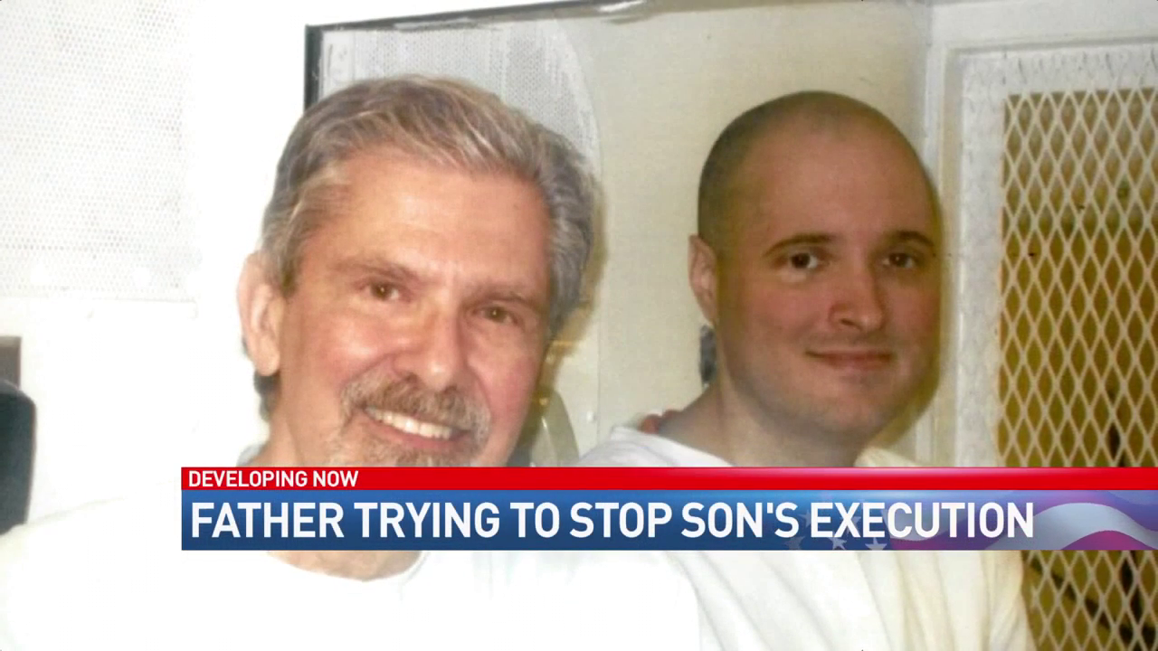 Kent Whitaker is hoping a meeting with the Texas Board of Pardons and Paroles will get his son's execution overturned. (Photo courtesy of Kent Whitaker)