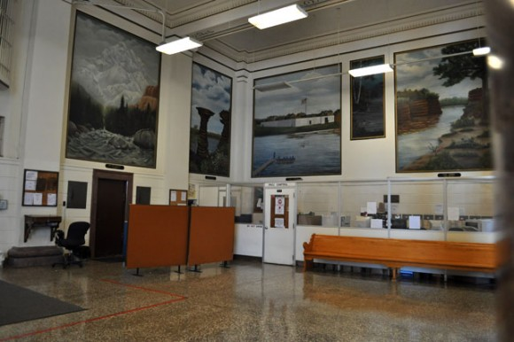 Inside Green Bay Correctional Institution in 2011. (WLUK/Don Steffens)