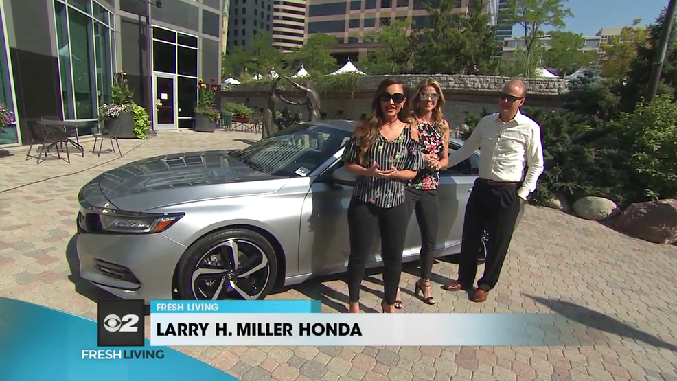 Larry H Miller Honda >> Larry H Miller Honda 2018 North American Car Of The Year Kutv