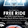 RTC provides free transportation for Wolf Pack Sweet 16 game viewers