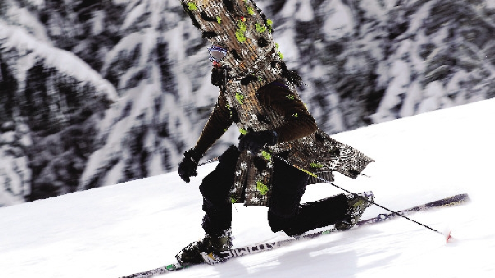 Online dating for skiers