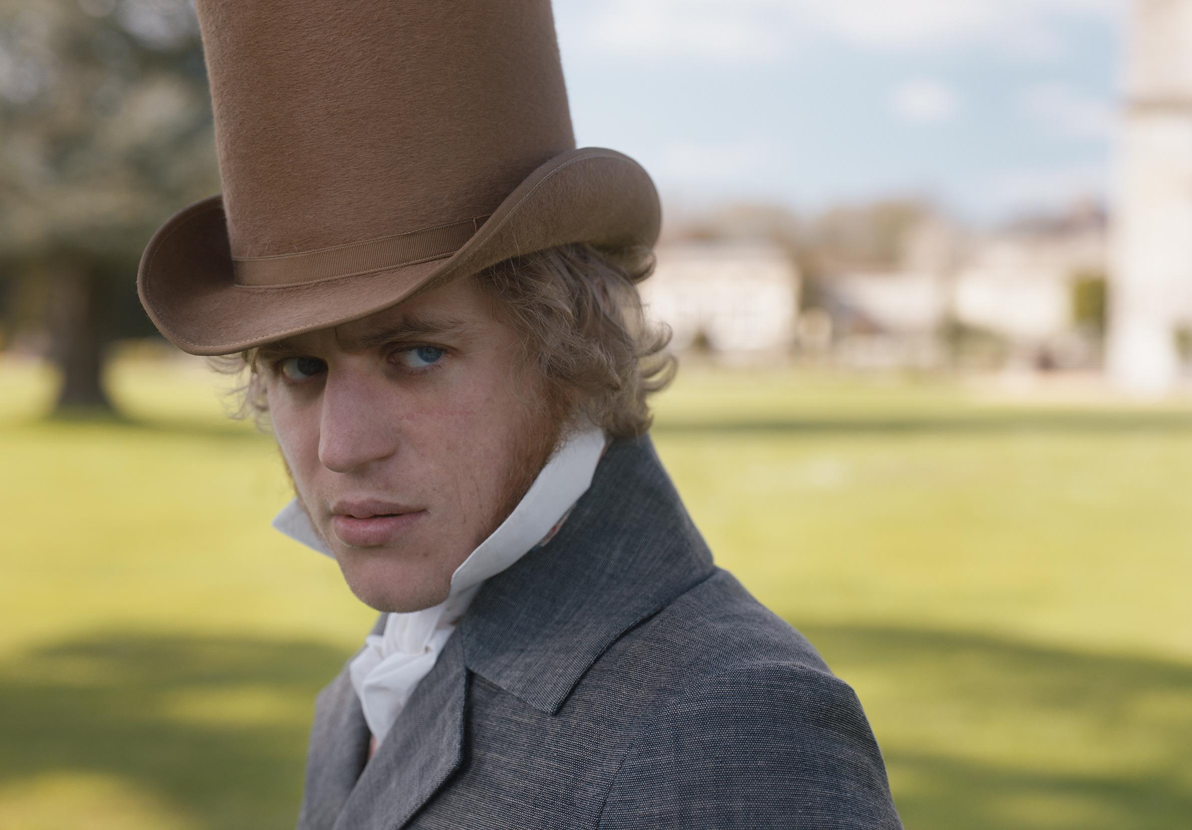 "Johnny Flynn stars as ""'George Knightley"" in director Autumn de Wilde's EMMA., a Focus Features release.  (Credit: Focus Features)"