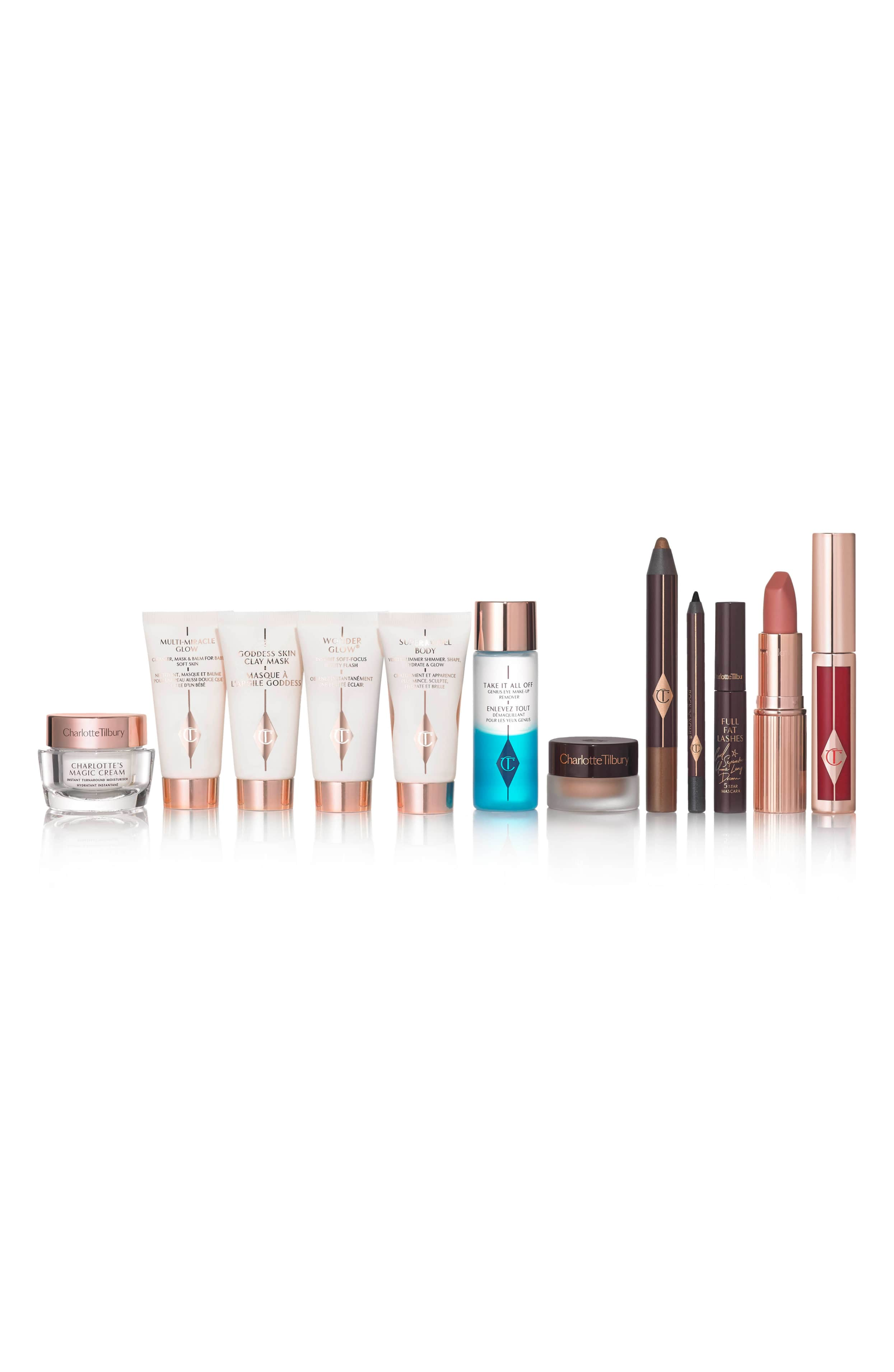 <p>Charlotte's Beauty Universe Collection from CHARLOTTE TILBURY is a makeup lovers dream. Price: $200. (Image: Nordstrom){&nbsp;}</p><p></p><p></p>