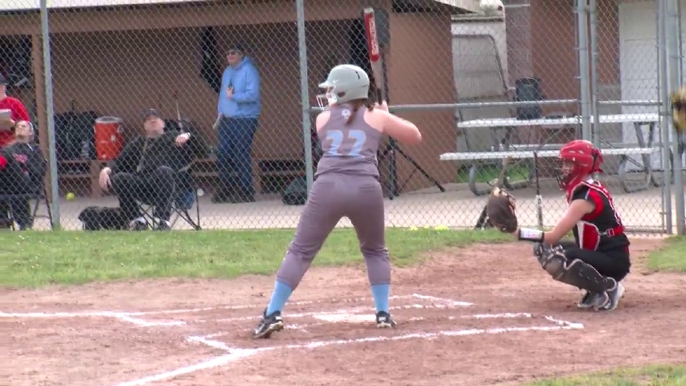 5.6.16 Video- Oak Glen vs. Weir- softball sectional