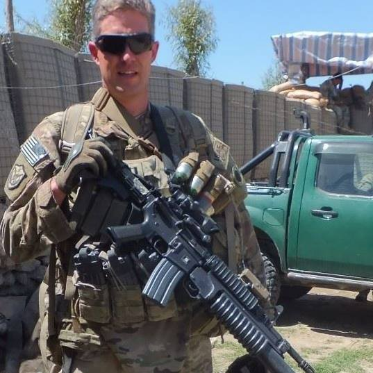 Brent Taylor, the mayor of North Ogden, was serving with the Utah National Guard in Kabul, Afghanistan when he was killed during an insider attack. (Photo courtesy of Brent Taylor's Facebook page){ }