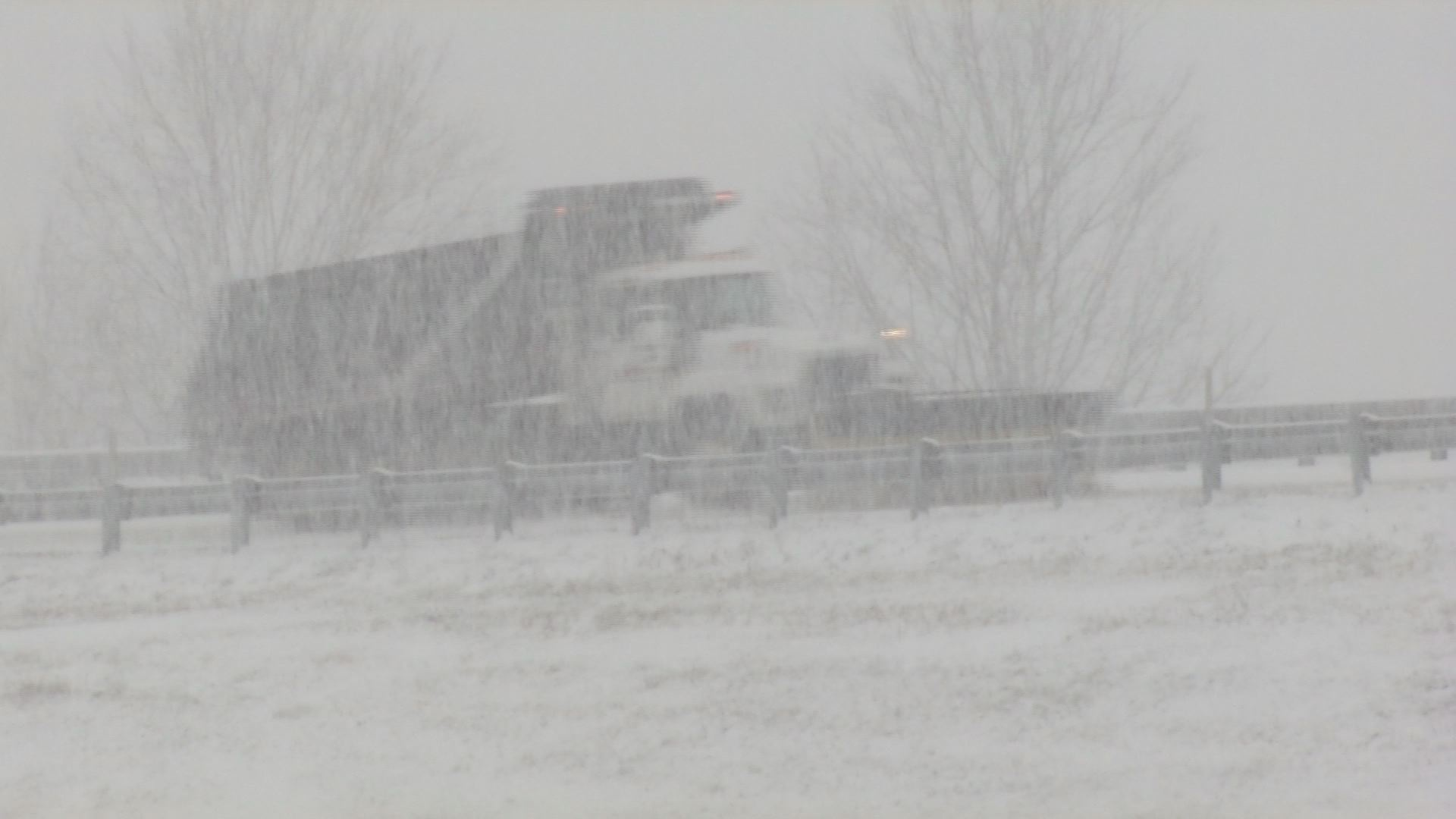 The Latest: Winter storm starts rolling through US Rockies towards Utah (File Photo: KUTV)