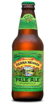 This American Pale Ale style brew from California based Sierra Nevada Brewing is the best selling pale ale in the United States and has been around since 1980.