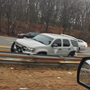 State police SUV struck on I-95 snarls morning commute