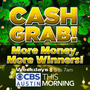 CBS Austin Cash Grab Code of the Morning May 2018