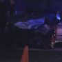 Driver hospitalized after car crash in Seekonk