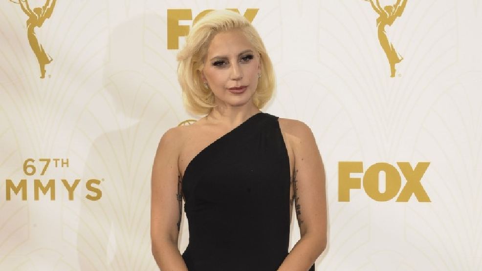 Lady Gaga downplays police traffic stop