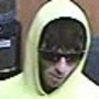 Chase Bank robbed on Monday night