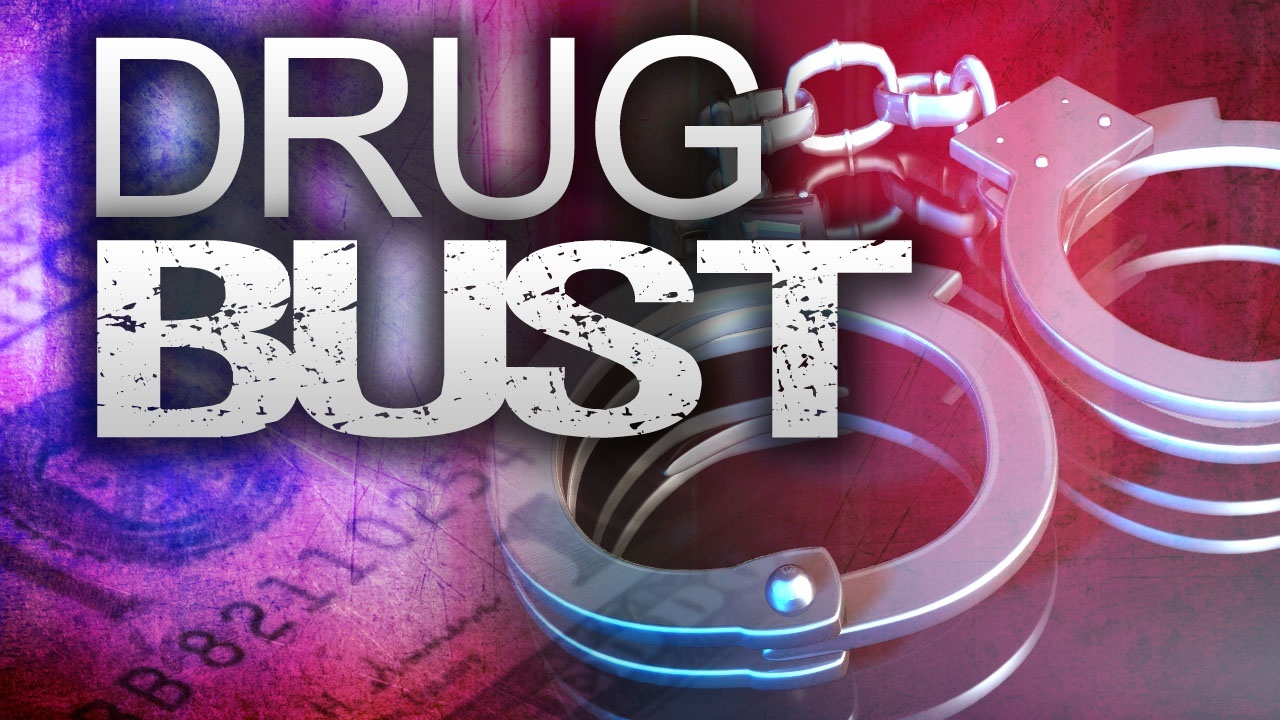 Narcotics investigation leads to 10 arrests in Craven County.<p></p>