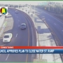 I-10 Water Street on-ramp to close