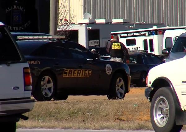 Several law enforcement agencies have joined in the efforts to end the Midland City hostage standoff that began on January 29, 2013.