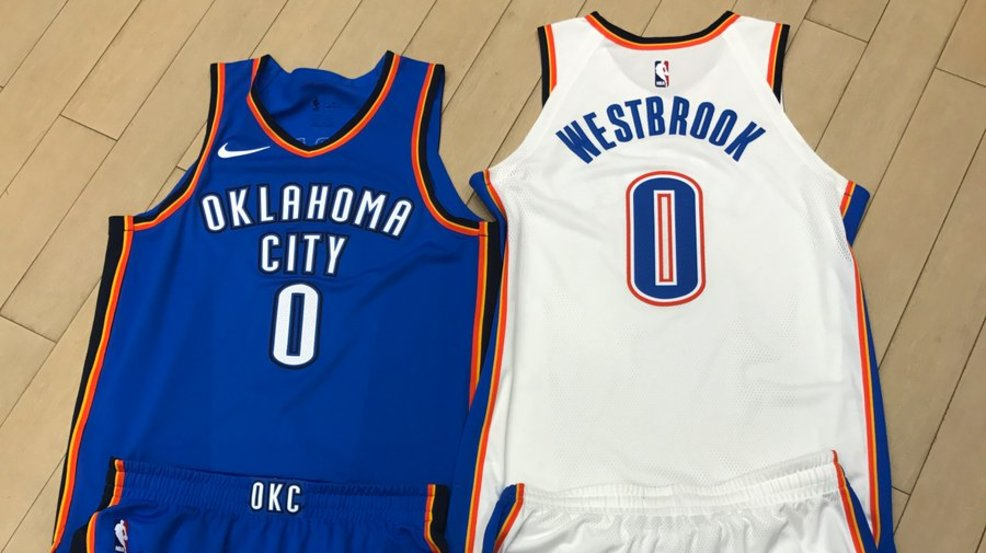 huge selection of 7510e 17457 Technology meets tradition in new Nike Thunder uniforms | KOKH