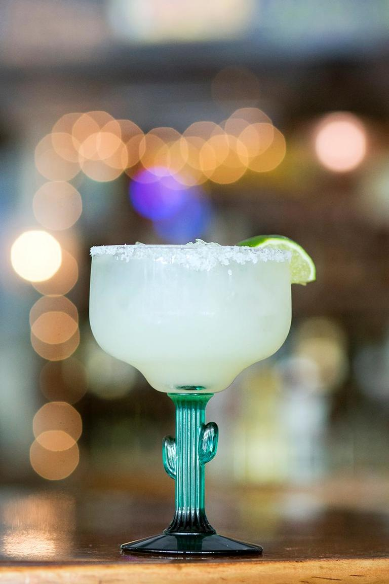 <p>Pelican's Reef margarita / Image: Allison McAdams // Published: 8.8.18</p>