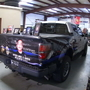 El Paso officer's truck becomes memorial for fallen heroes