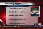 Broadway Nights qualifiers