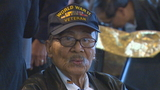 Local Filipino WWII vets honored with congressional gold medals