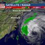 Mike Linden's Forecast | Jose makes final approach for the Northeast