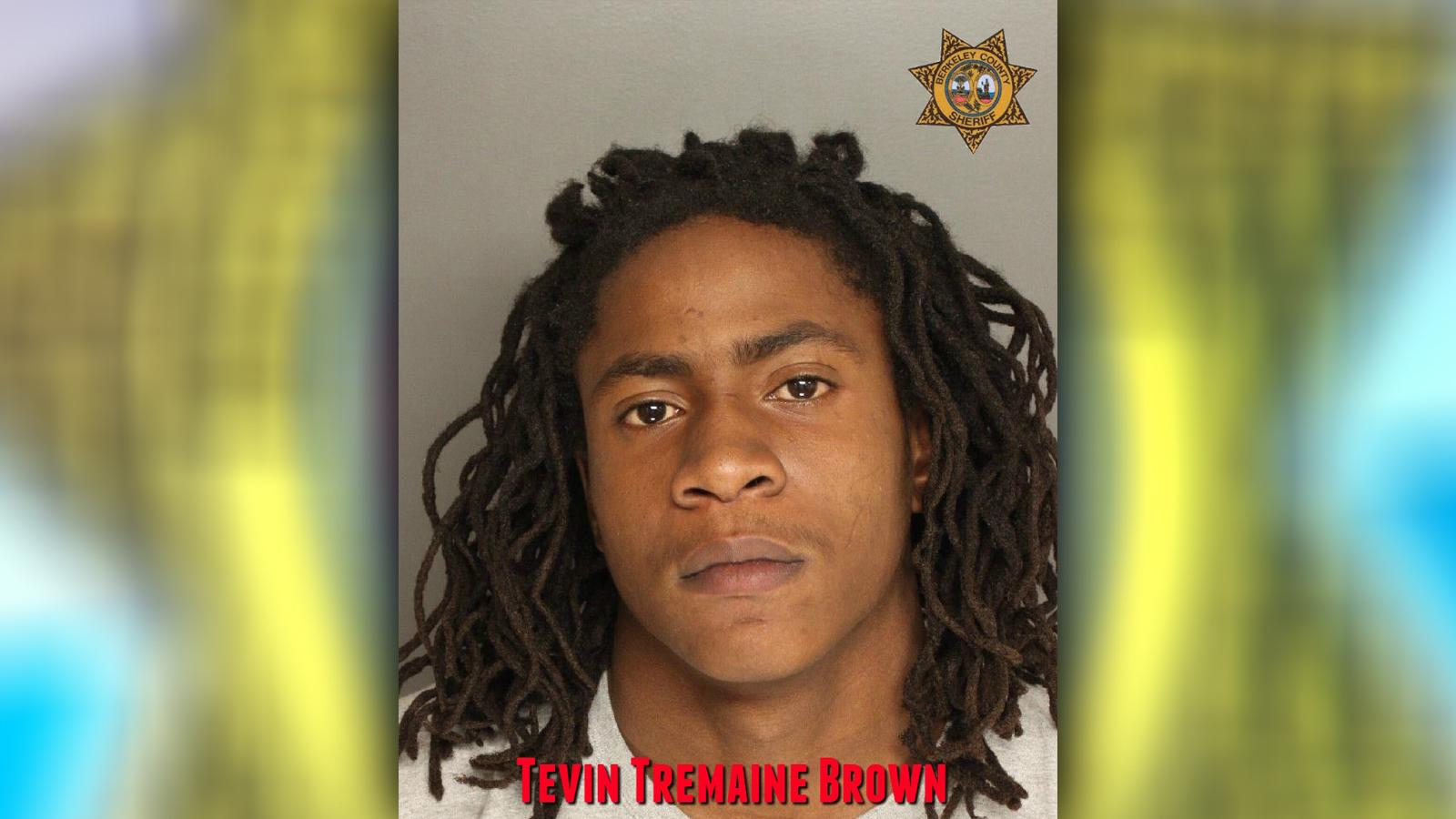 Tevin Tremaine Brown (BCSO)