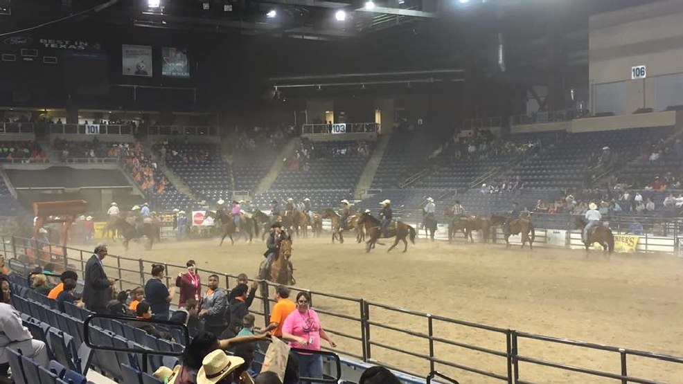 Rodeo At The South Texas State Fair Kbtv
