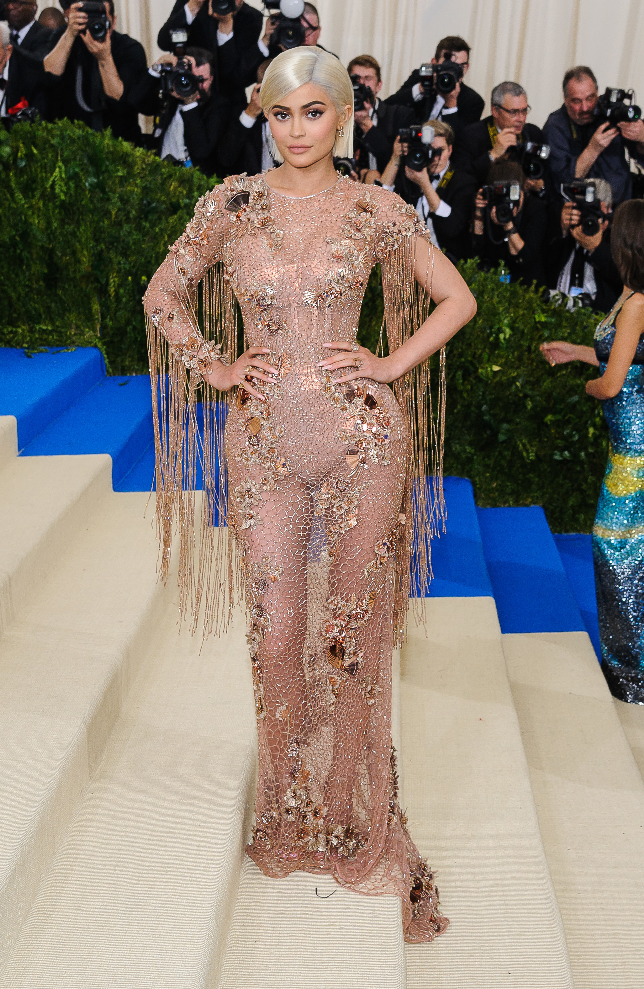 The Met Gala 2017 - Arrivals                                    Featuring: Kylie Jenner                  Where: New York, New York, United States                  When: 01 May 2017                  Credit: WENN.com