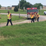 Approximately 45-gallons of cooking oil spills on Eastbound BA Expressway ramp onto I-44