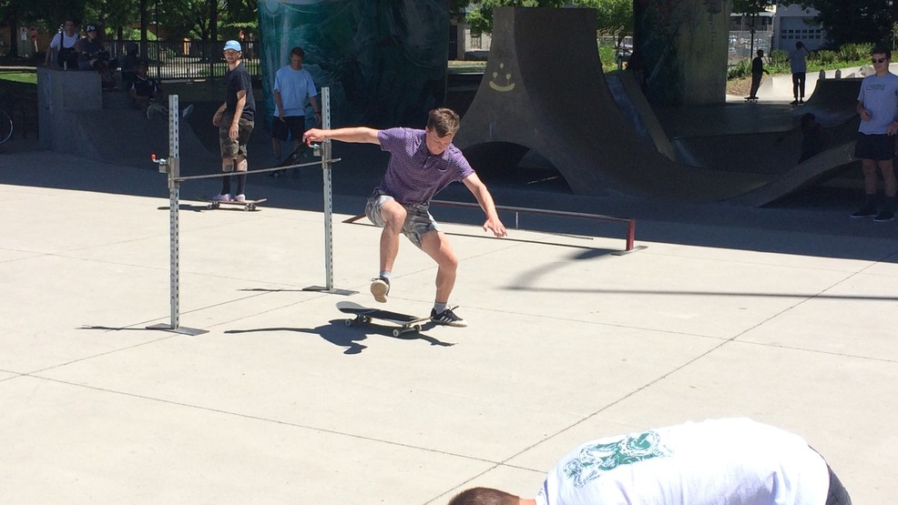 As skateboarding becomes Olympic sport, Eugene skate shop reminds boarders to have fun