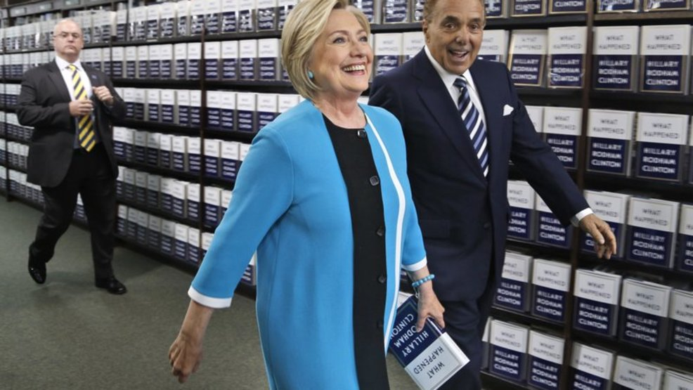 Trump Resumes Twitter Feud With Hillary Clinton After New Book Wset