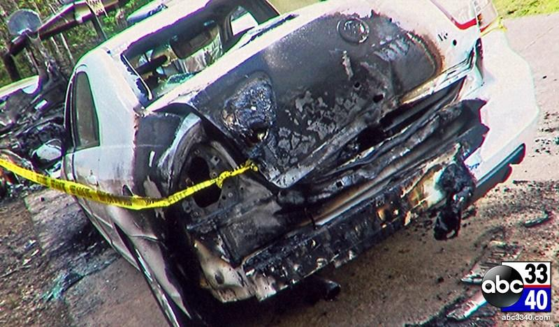 Crime Stoppers 5-13:  Investigation into car fires in McCalla.