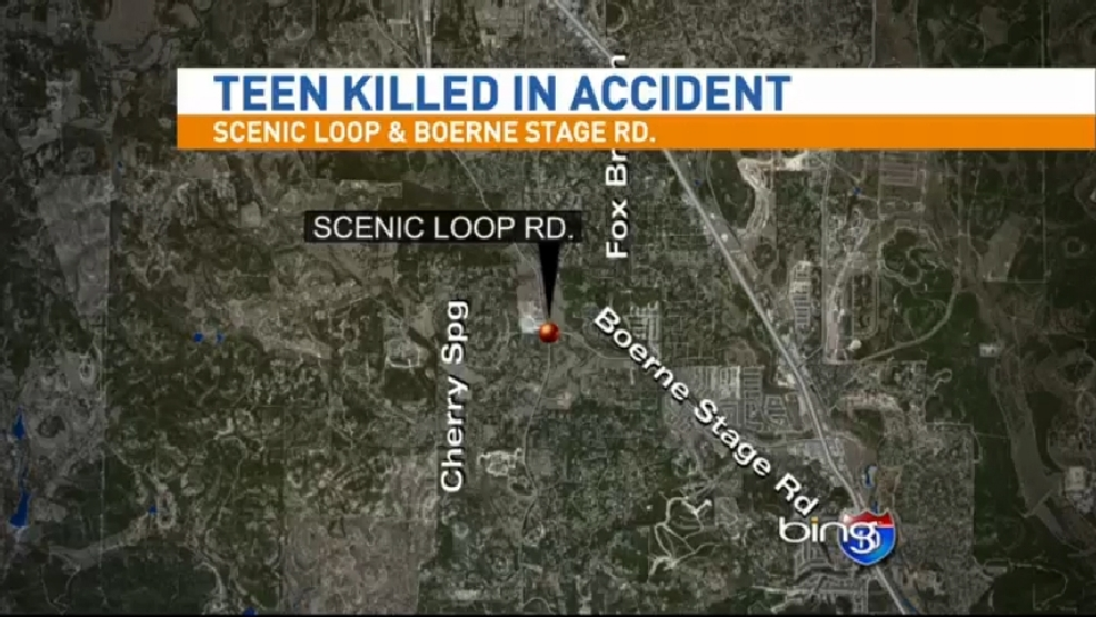 Teen Dies In Accident 62