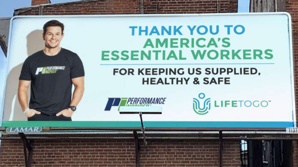Mark Wahlberg donates 1.3M face masks to students, teachers across US