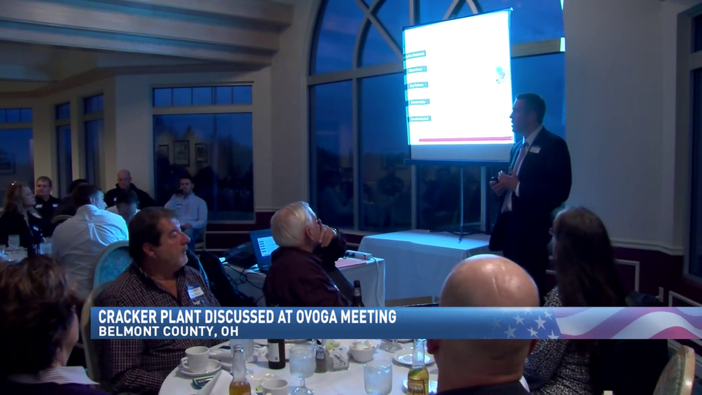 Cracker Plant Discussed At Ov Oil And Gas Association