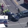 2-car crash leaves 1 injured in Maryland, officials say