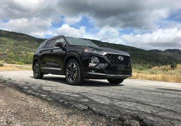 5 things to know about the 2019 Hyundai Santa Fe