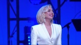 Lady Gaga makes surprise appearance at hurricane relief concert