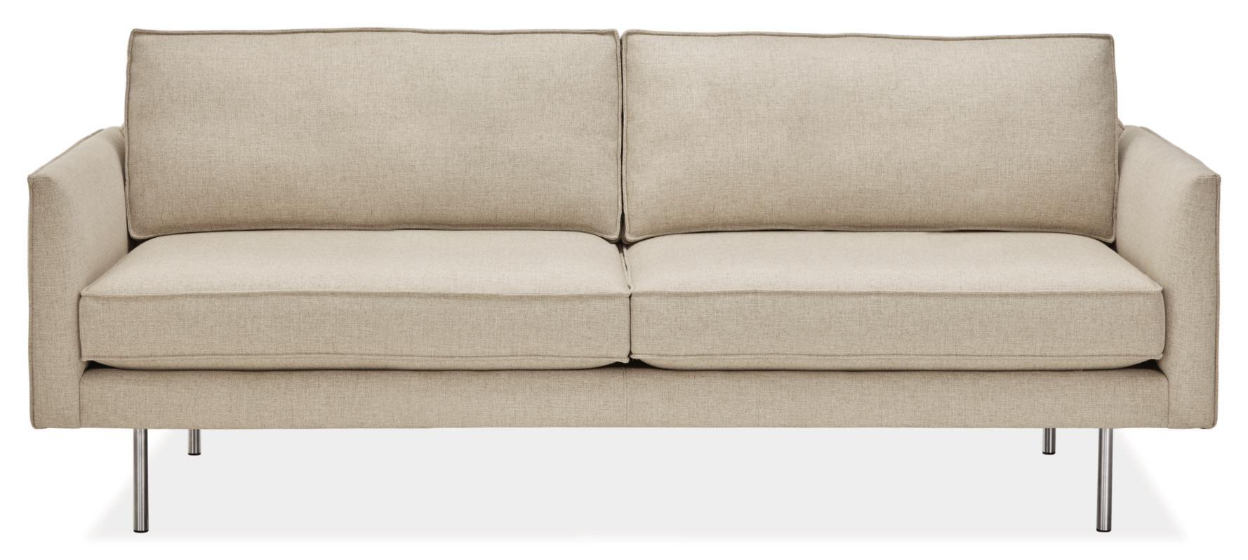 This couch is discontinued, so this weekend will be your last chance to get it! It normally retails for $1,999.{ } (Image courtesy of Room & Board){ }