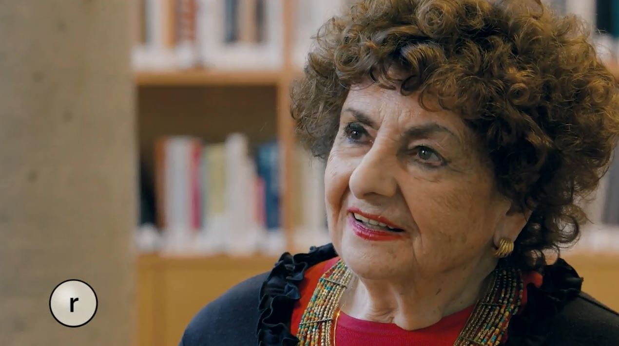 """Big Sonia"" is a new documentary from Seattle filmmaker Leah Warshawski about her grandmother, a bigger than life Holocaust survivor who still has a big impact. (image: Seattle Refined)"