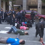 Seattle police promise to change tactics after protesters block streets during rush hour