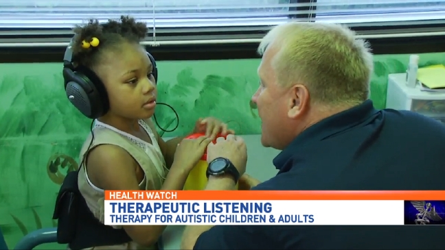 Music-based therapy helps autistic 6-year-old hit major milestone