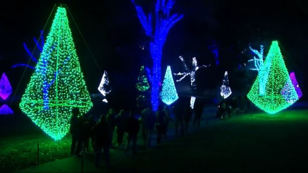 Middle Tennessee Christmas Lights Guide | WZTV