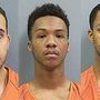 3 Cannon Air Force Base airmen arrested on alleged rape