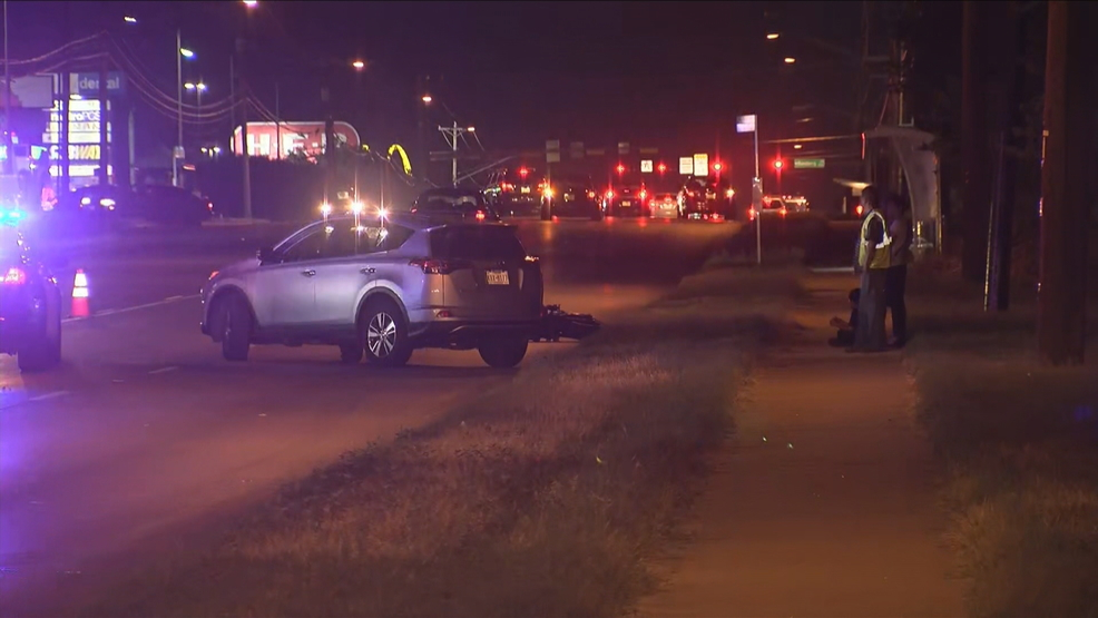 ATCEMS: Motorcycle rider critically injured after collision with vehicle