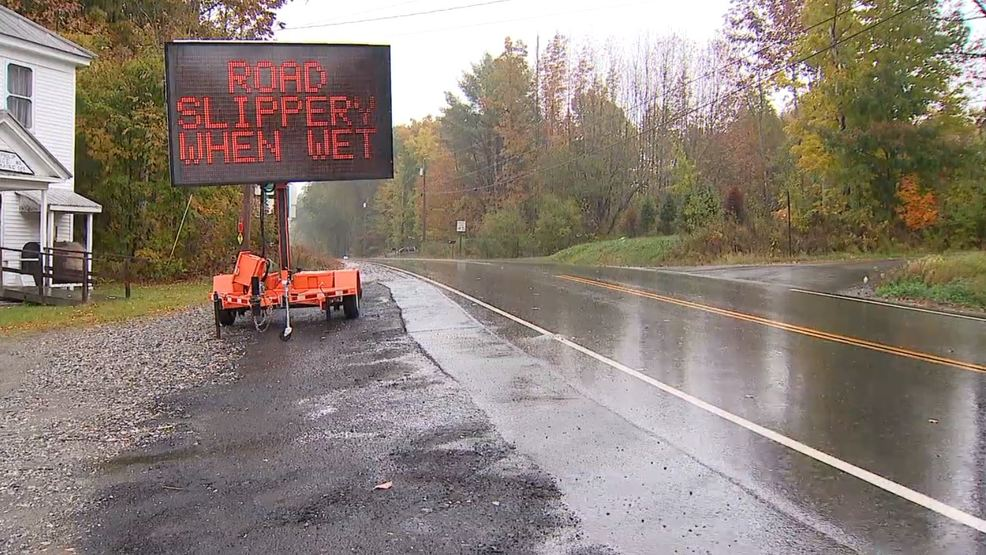 After increase in crashes, Maine DOT to stop using certain sealant on state roads